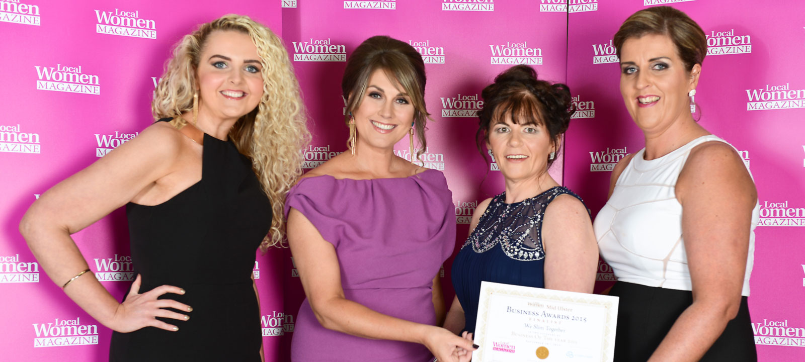 WST Finalist in Business of the Year Award by Local Woman Magazine